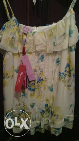 Brand new blouse Monsoon, real price 74euro