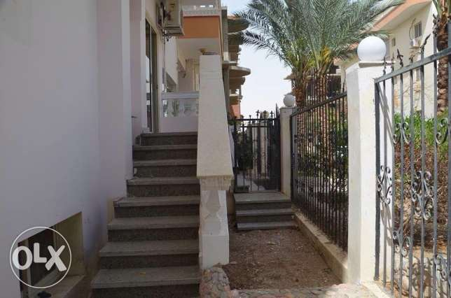 two bedrooms with Private garden in Intercontinental area