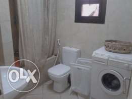 For Rent degla foreigners only furnished to the families 2 bedrooms