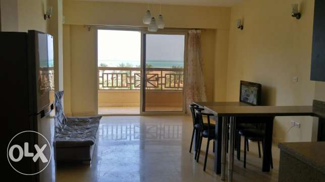 For rent One bed room Sea view الغردقة -  4