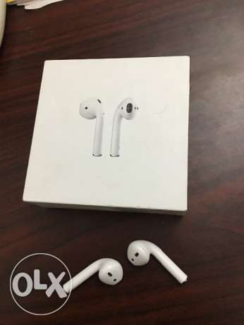 Apple wireless air pods