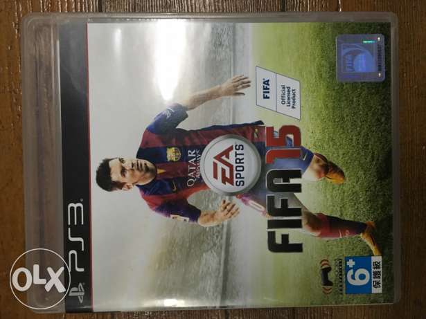 FIFA 15 for PS3