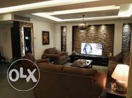 Super lux fully furnished flat for rent in Katameya Plaza - New Cairo