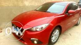 Mazda 3 soul red like zerooo