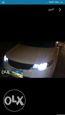 Cerato 2010 khalijy top line all fabreka