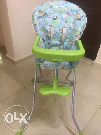 Original Graco highchair مدينتي -  2