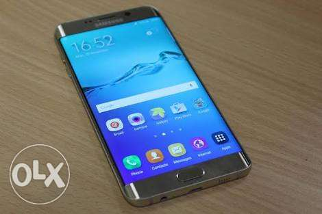 samsung s6 edge plus gold 4G LTE