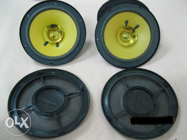 car speakers set made in japan القاهرة -  1