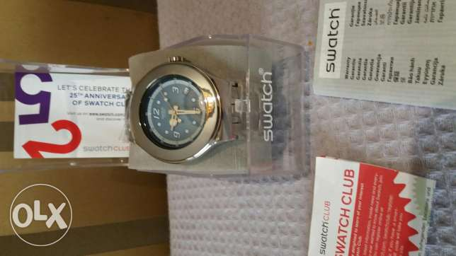 Swatch original swiss made with guarantee