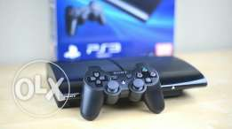 Sony PS3 500G + Games