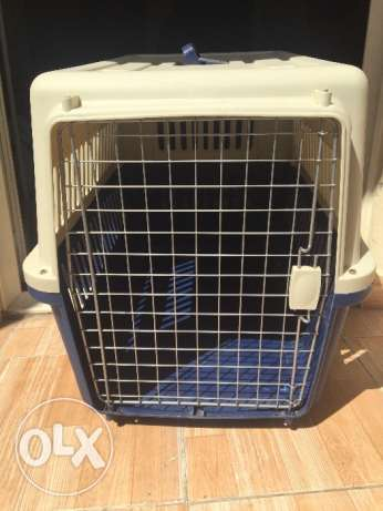 New dog box for sale 1000 pound & Large size 81 x 55 x 58 cm