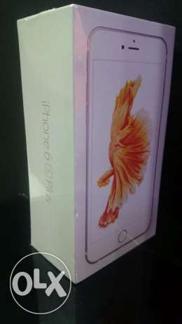 **iphone 6s Plus New 64GB المعادي -  2