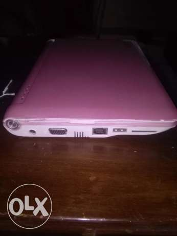 Laptop acer inspire one .. pink المنصورة -  4