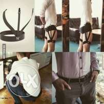 Garter belt for men