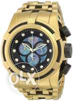 Invicta 12741 Reserve Bolt Zeus Gold Swiss Chronograph Stainless Steel