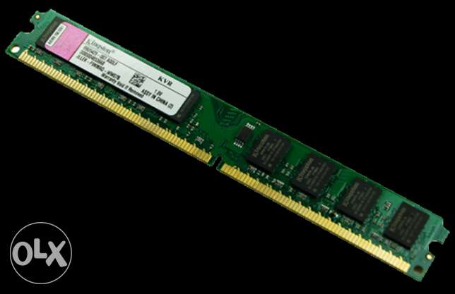RAM 2GB DDR3 1600 Kingston