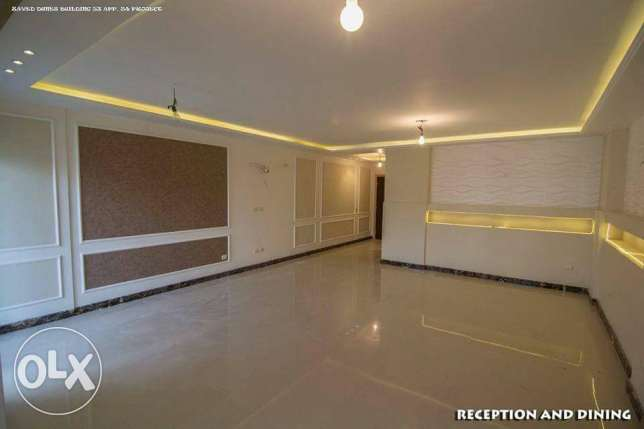 Apartment in zayed dunes complex awesome fully finished 192 sqm