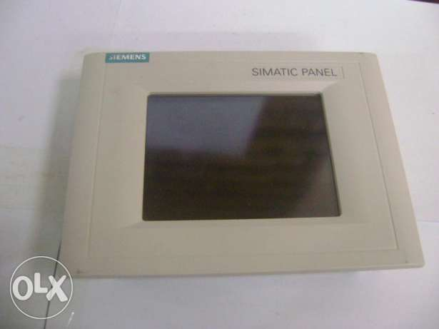 Siemens 6AV6545-0BC15-2AX0 SIMATIC TP170B Touch Panel, 6-in, Color, MP