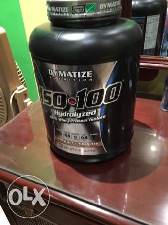 Whey protein iso 100 sealed