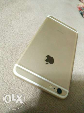 iPhone 6 plus as zero condition 6 أكتوبر -  2