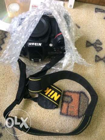 For sale Nikon D7100 with Lens 18-140 used only two monthes وسط القاهرة -  2