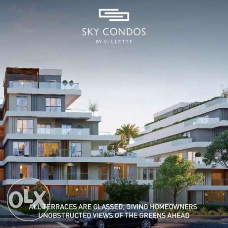 The most luxurios apartments and Townhouses in New Cairo
