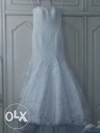 Wedding dress made in spain first use المنتزه -  3