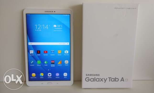 Samsung galaxy tab A 4g with pen