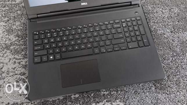 Laptop dell core i3 ram4g hdd500 led15.6 استيراد جيل رابع