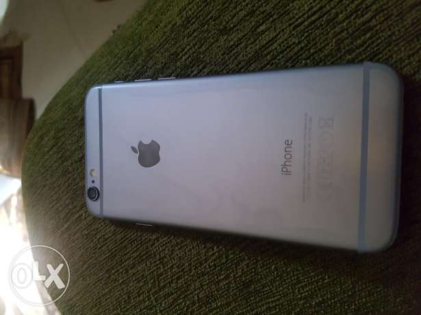 Iphone 6 16g spas gray