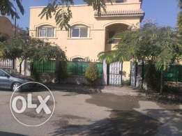 Luxury villa for rent next to the Mall of Arabia