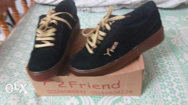 Puma high copy new