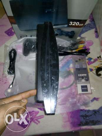 ps3 new slim 320 g عين شمس -  3
