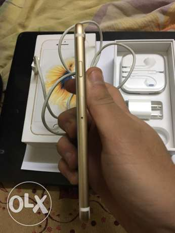 iphone 6s 64g gold god condition مدينة نصر -  5