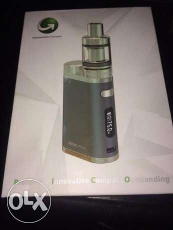 vape for sale used 2 week istick pico 75w +battery color :full black الإسكندرية -  4