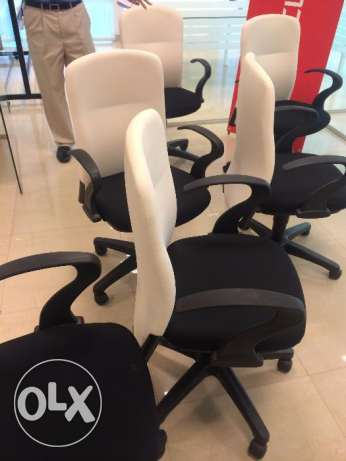 Office Furniture used in our Dubai Office 3 month only