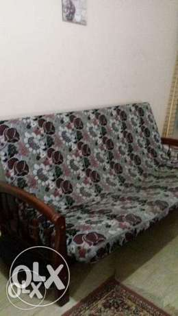 User Malaysian Made Sofa Bed for Sale