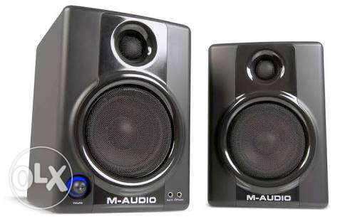 m audio Av 40 monitors