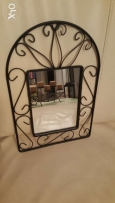 9 Decorative Black Modern Wall Hangings Mirror Picture Frame Home USA