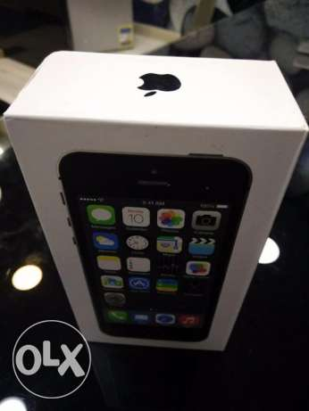 Iphone 5s 32 giga جديد متبرشم