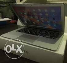 أبل ماك بوك إير 13 بوصه (13-Core i5,Ram 4GB,128SSD) Air