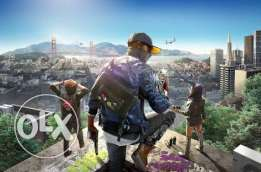 primary account watch dogs 2 ps4 for sale