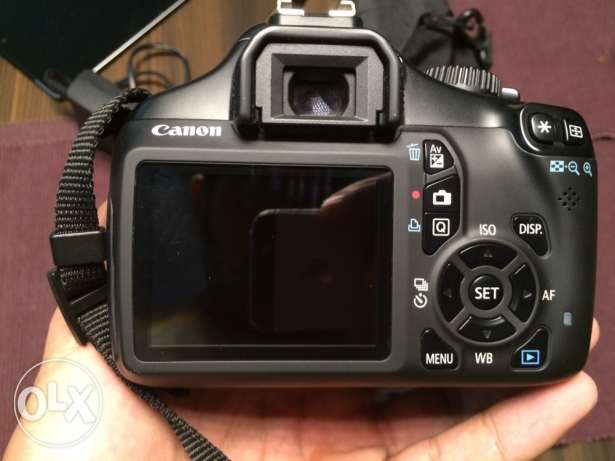 Canon 1100D, excellent condition التجمع الخامس -  2