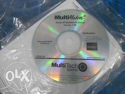 MultiTech Systems MultiModemUSB V.92/56K Data/Fax Modem (Model MT5634Z حى الجيزة -  4