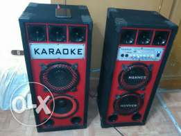 سماعات hammer speakers 7500W