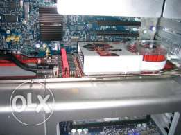 Mac Pro 8 Core 2 x Processor Quad Core Xeon / Ram 32G / Hard 640G