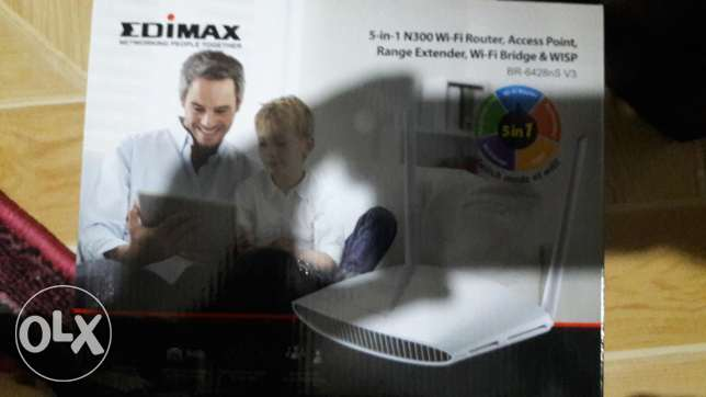 Edimax 5 in 1 wifi router access point