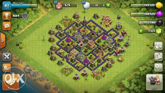 Clasch of clans