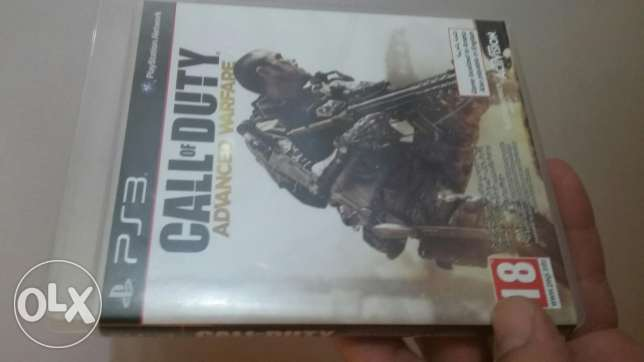 Call of duty like new ps3 مترجمه للعربيه 6 أكتوبر -  1