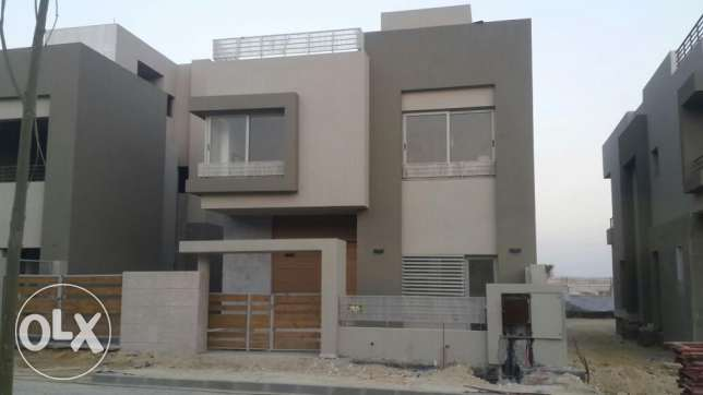 Palm Hills Golf Extension Villa Stand Alone.Fully Finished بتسهيلات